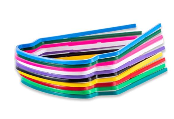 disposable frames for eye shields