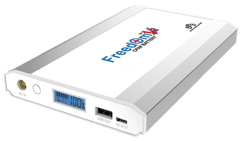 freedomV2 CPAP Battery